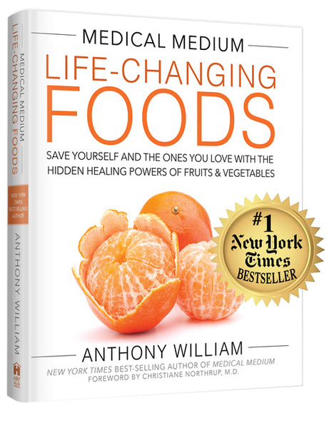 Medical Medium Life Changing Foods ~ Book
