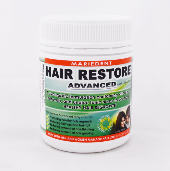 Mariedent Hair Restore Advanced Caps - 60s