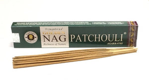 Golden Nag Patchouli Incense sticks 15g