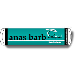 Anas Barb 200c Owen Homeopathic Remedy