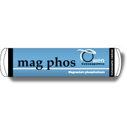 Mag Phos 6c Owen Homeopathic Remedy
