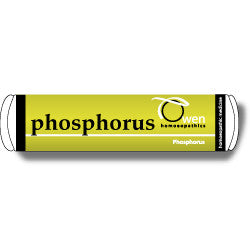 Owen Phosphorus 6c 120 pillules