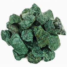 Fuchsite ~ Raw stone (each)
