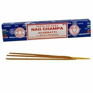 Satya Nag Champa Incense sticks ~ Agarbatti