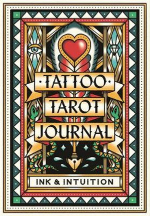 Tattoo Tarot Journal ~ Ink & Intuition