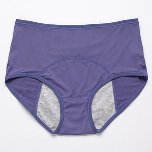 Leak Proof Panties - 6 Per Pack