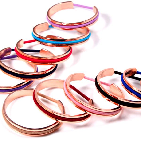 Hair Elastic Holder Bracelet - Florence Scovel - 7