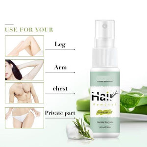 Painless Hair Removal Spray