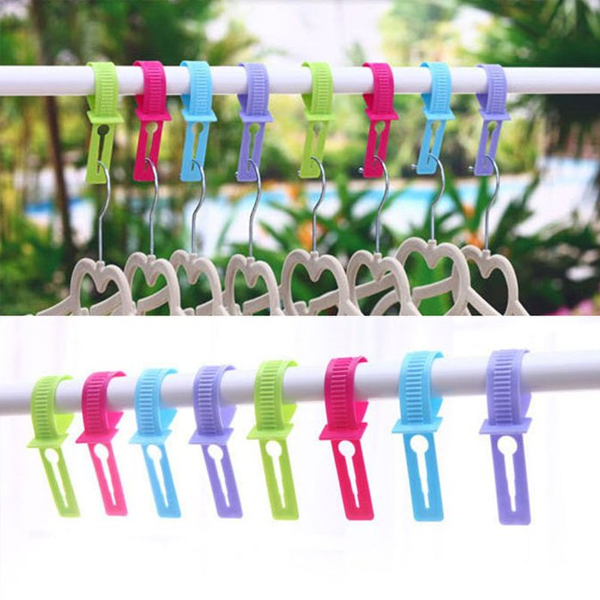 Multi-function Windproof Plastic Hook Strap Lock