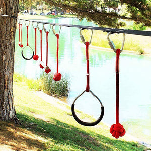 Slackline Obstacle Kit