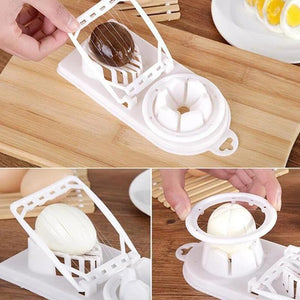 2 in 1 Multi-Function Egg Cutter