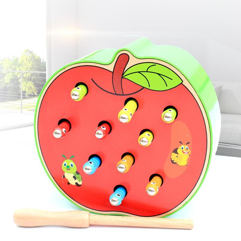 Strawberry Catching Bug Toy