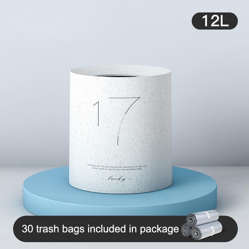 Decorative Household Trash Can