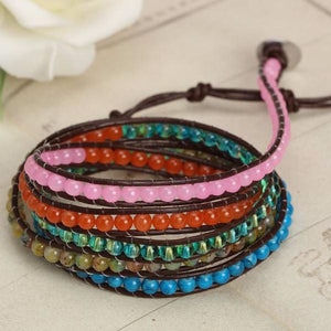 Earth Element Wrap Bracelet - Florence Scovel - 4