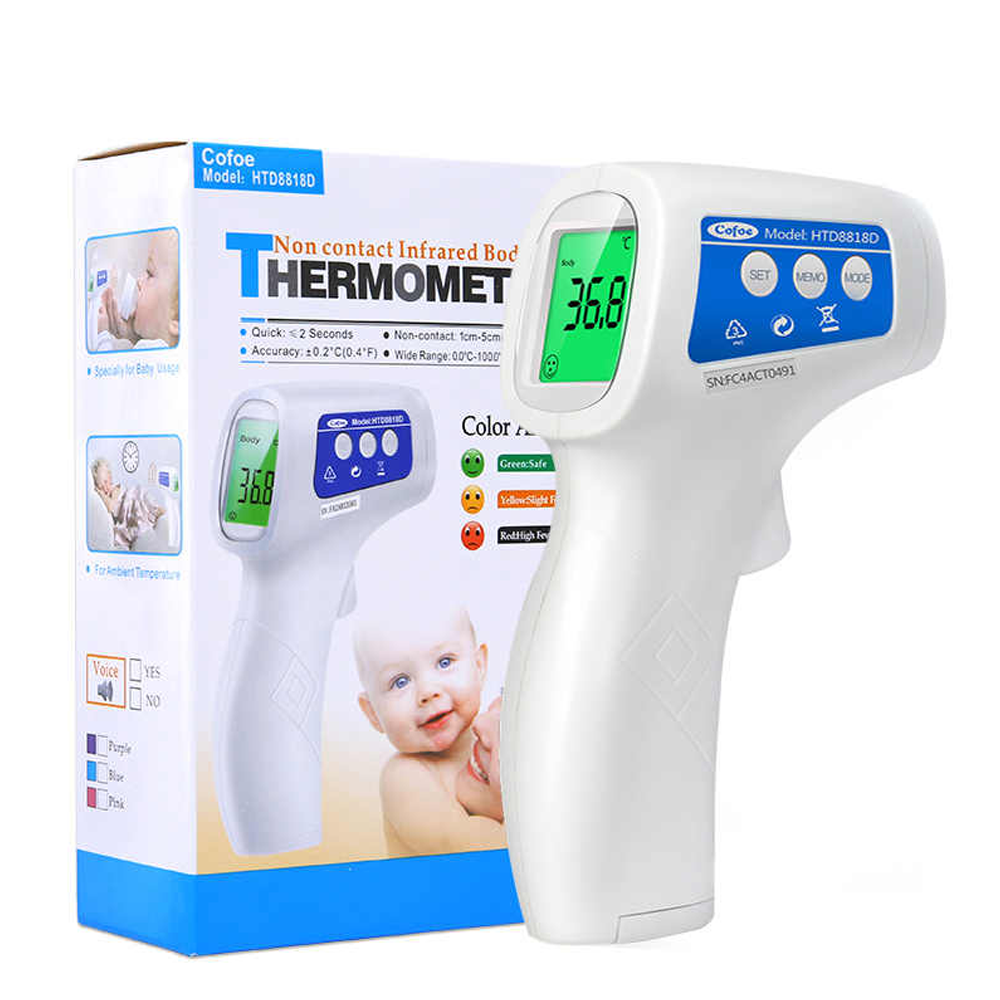 Infrared Thermometer Device