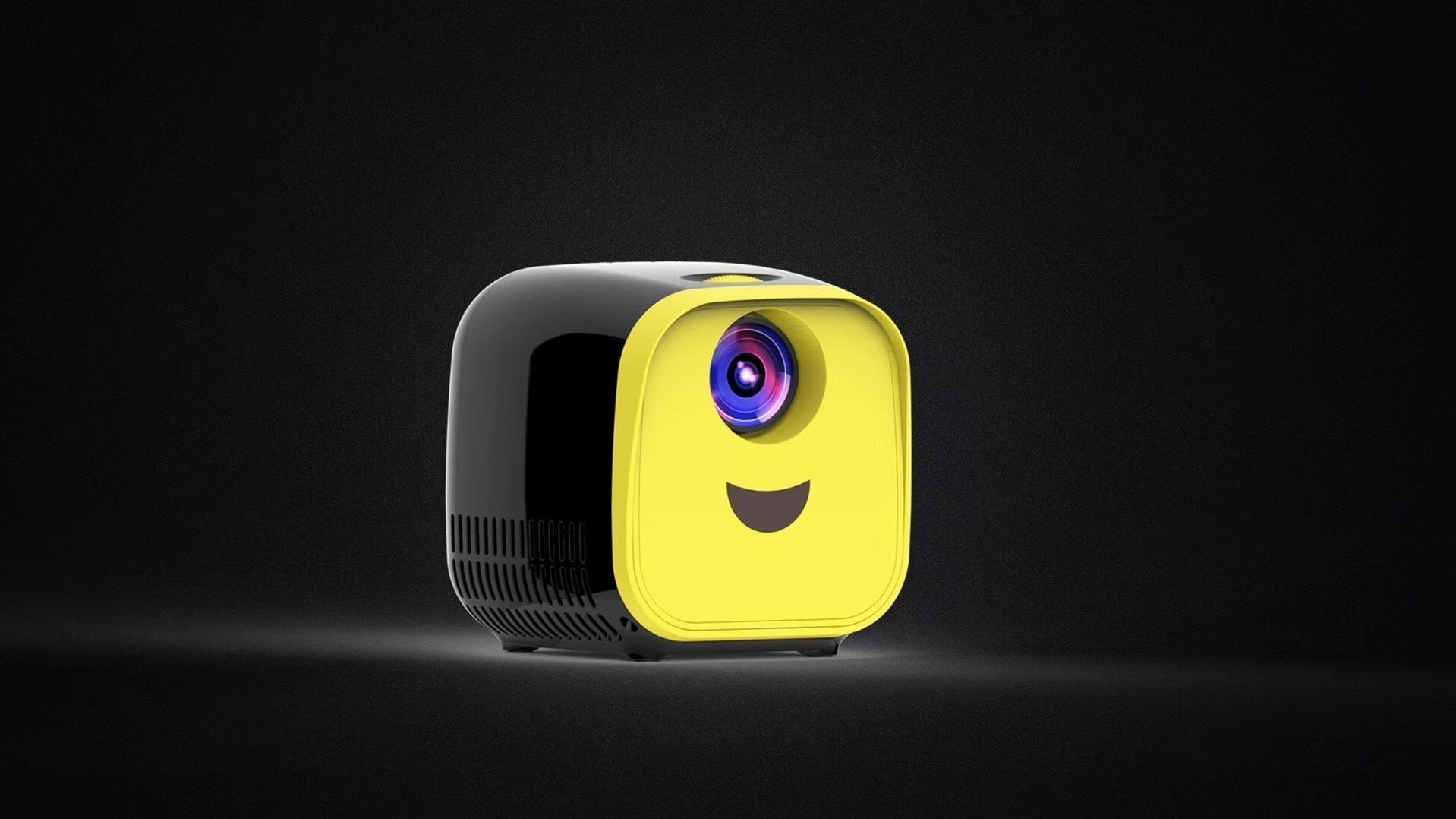 NovaTek Mini Projector 1080P HD