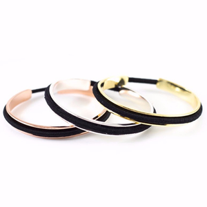 Hair Elastic Holder Bracelet - Florence Scovel - 1