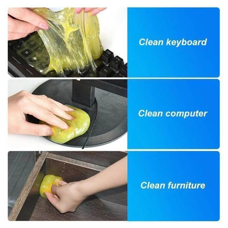 Quickly Multi-function Magic Dust Cleaning Mud