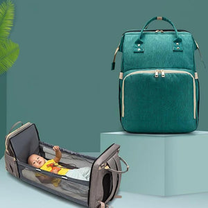 2 in1 Multifunctional Travel Mommy Bags