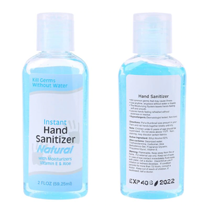 Anti-Bacterial Hand Sanitizer