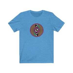 Yin and Yang Mondala - crazy-tee-designs