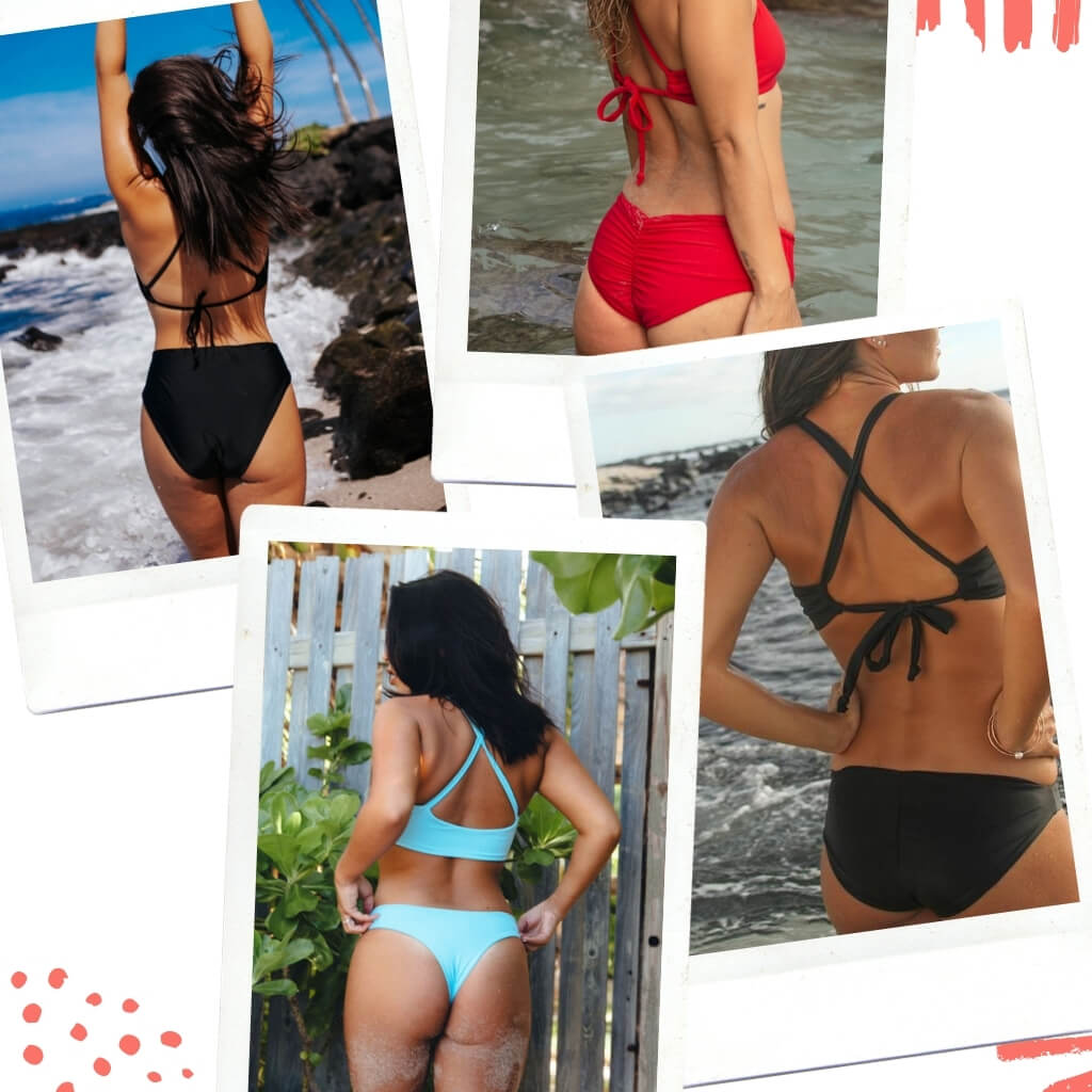What Are the Different Style Bikini Bottoms Available Today