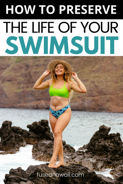 How to Preserve the Life of the Swimsuit