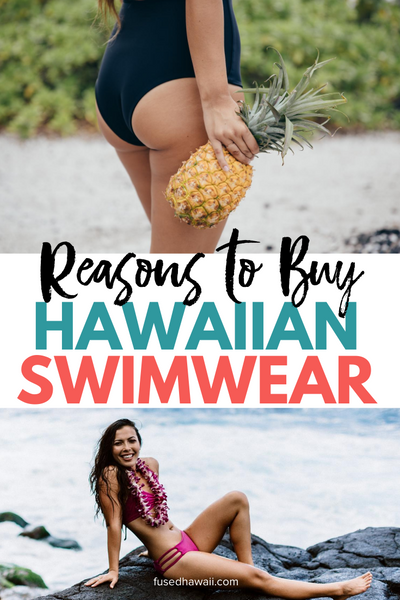 Reasons to Buy Hawaiian Swimwear