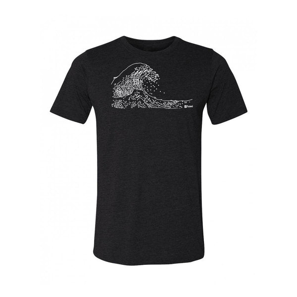 Whitewash Men's T Shirt - FUSED HAWAII