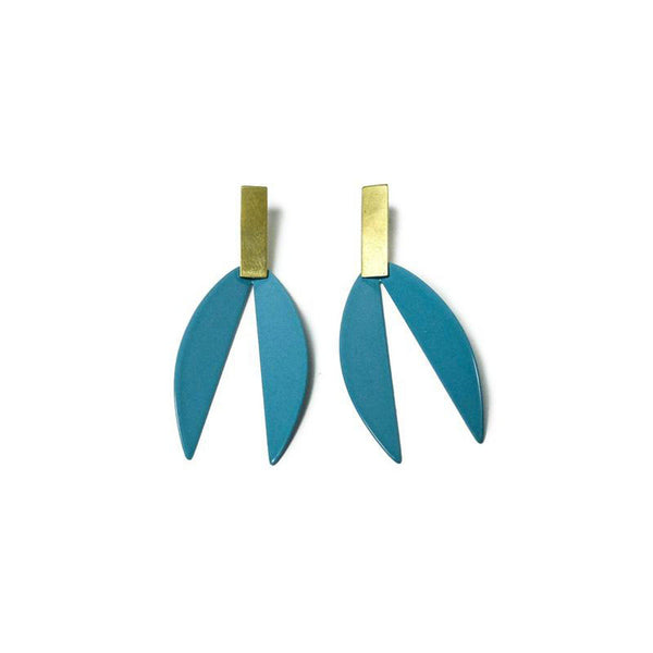 Wild Sea Earrings