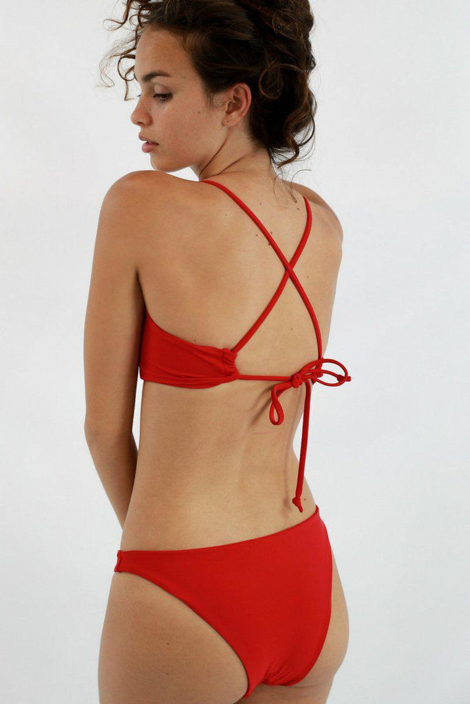 Lava Kohanaiki Bikini Top - FUSED HAWAII