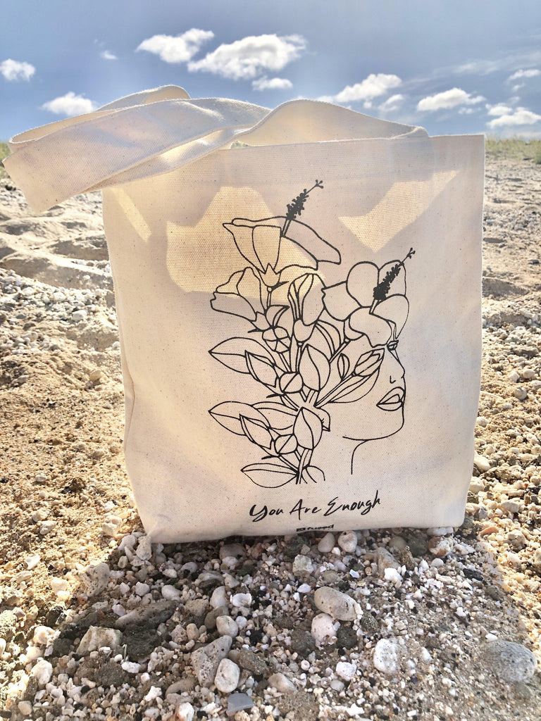 You Are Enough Bag - FUSED HAWAII