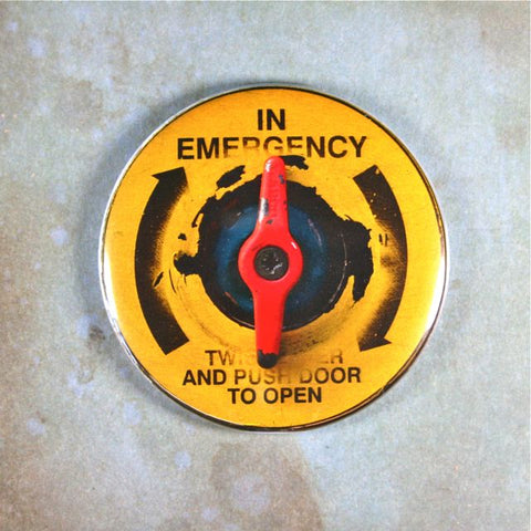 Emergency Door Release Fridge Magnet  Aircraft Turn Switch