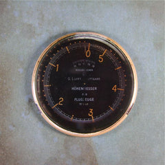 Altimeter Gauge WW1 Red Baron