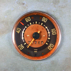 Vintage Bus Speedometer Fridge Magnet  Germany T1  VW Transporter