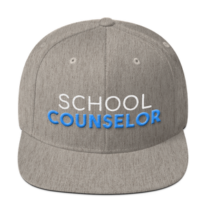 School Counseling Hats