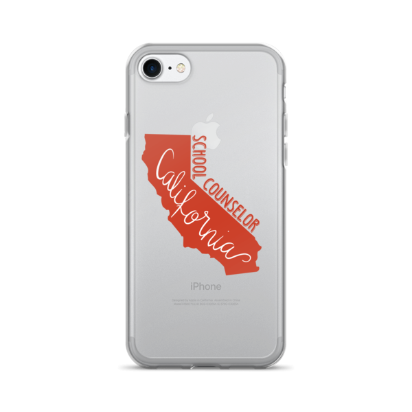 School Counselor Cell Phone Cases