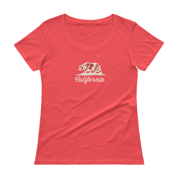 CA School Counselor 2 Ladies' Scoopneck T-Shirt - The School Counselor Shop  Great gifts and items for school and guidance counselors. School Counseling, Counseling, School Shirts, Counseling Apparel
