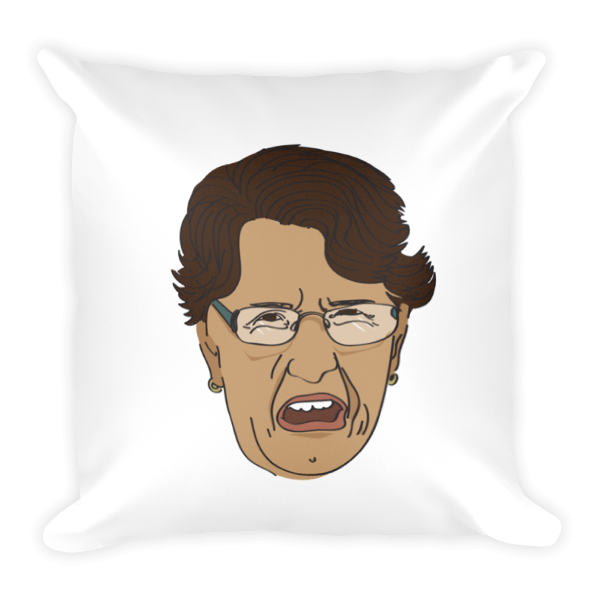 Not Your Grandma's Guidance Counselor Two Sided Square Pillow - The School Counselor Shop  Great gifts and items for school and guidance counselors. School Counseling, Counseling, School Shirts, Counseling Apparel