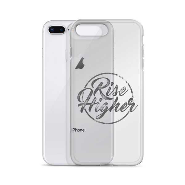 Rise Higher - iPhone Case - The School Counselor Shop  Great gifts and items for school and guidance counselors. School Counseling, Counseling, School Shirts, Counseling Apparel