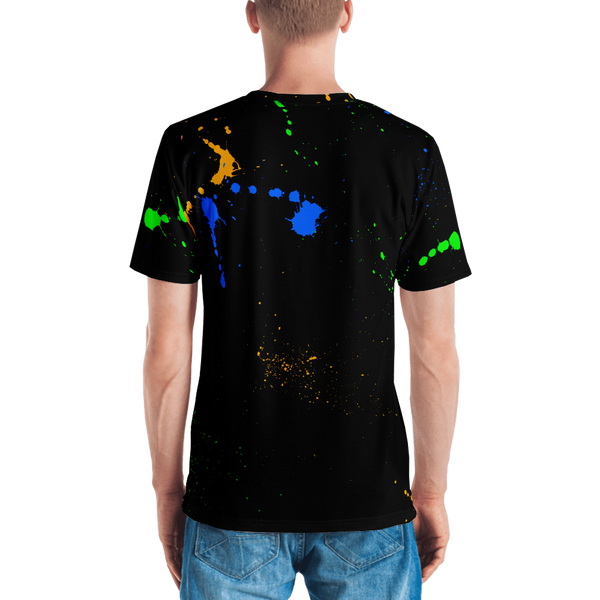 Painting Futures - All-Over Men's T-shirt - The School Counselor Shop  Great gifts and items for school and guidance counselors. School Counseling, Counseling, School Shirts, Counseling Apparel