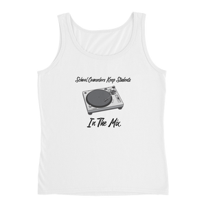 In The Mix Anvil 882L Ladies' Tank - The School Counselor Shop  Great gifts and items for school and guidance counselors. School Counseling, Counseling, School Shirts, Counseling Apparel