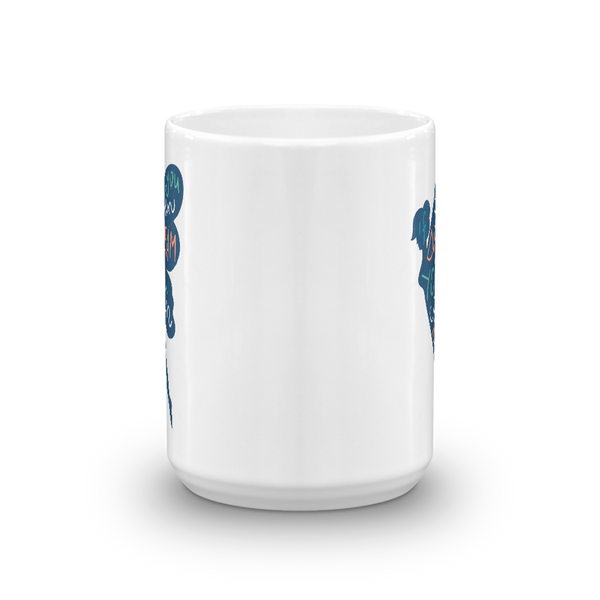 If You Can Dream It - Blue Design Ceramic Mug - The School Counselor Shop  Great gifts and items for school and guidance counselors. School Counseling, Counseling, School Shirts, Counseling Apparel