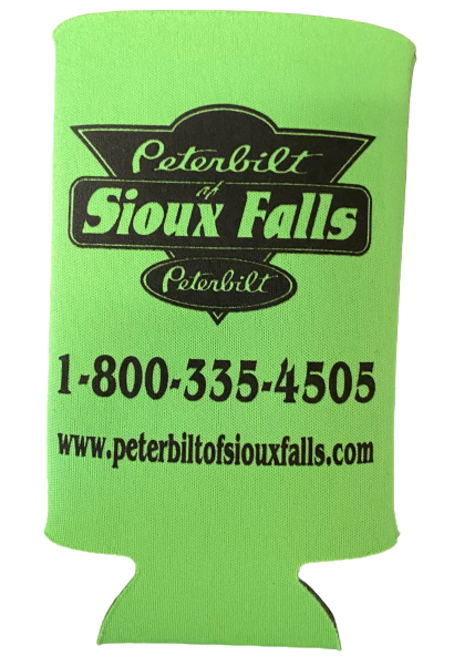 Lime Green Tall Boy Koozie