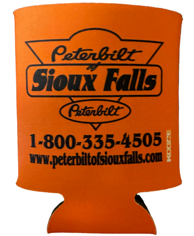 Orange Koozie