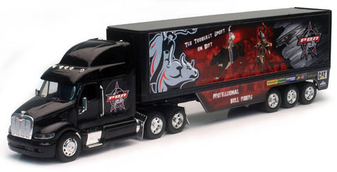 PBR - Peterbilt Sleeper Cab and Dry Van with PBR Graphics