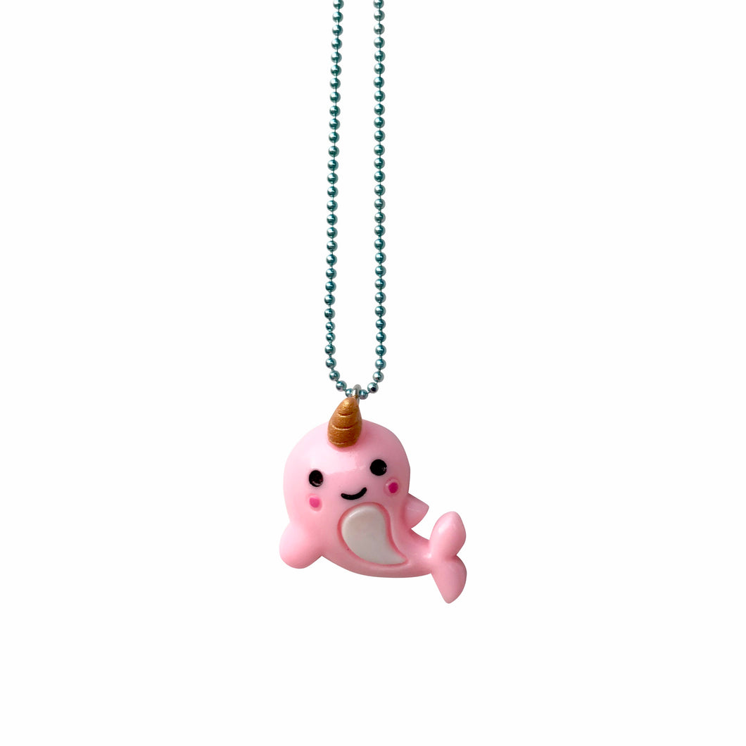 Pop Cutie Gacha Kawaii Ocean Necklaces  - 12 pcs Wholesale