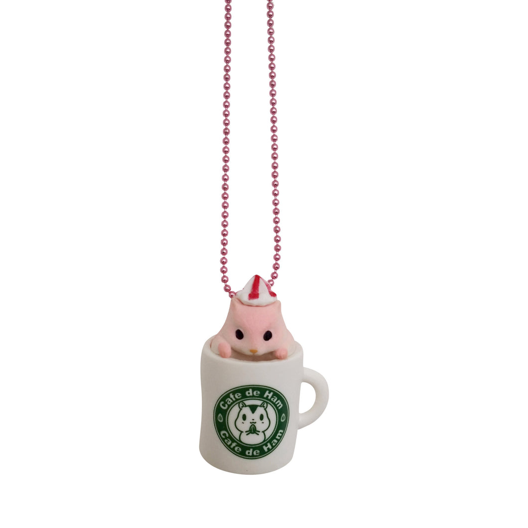 Ltd. Pop Cutie Cafe' de Ham Necklaces - 6 pcs. Wholesale