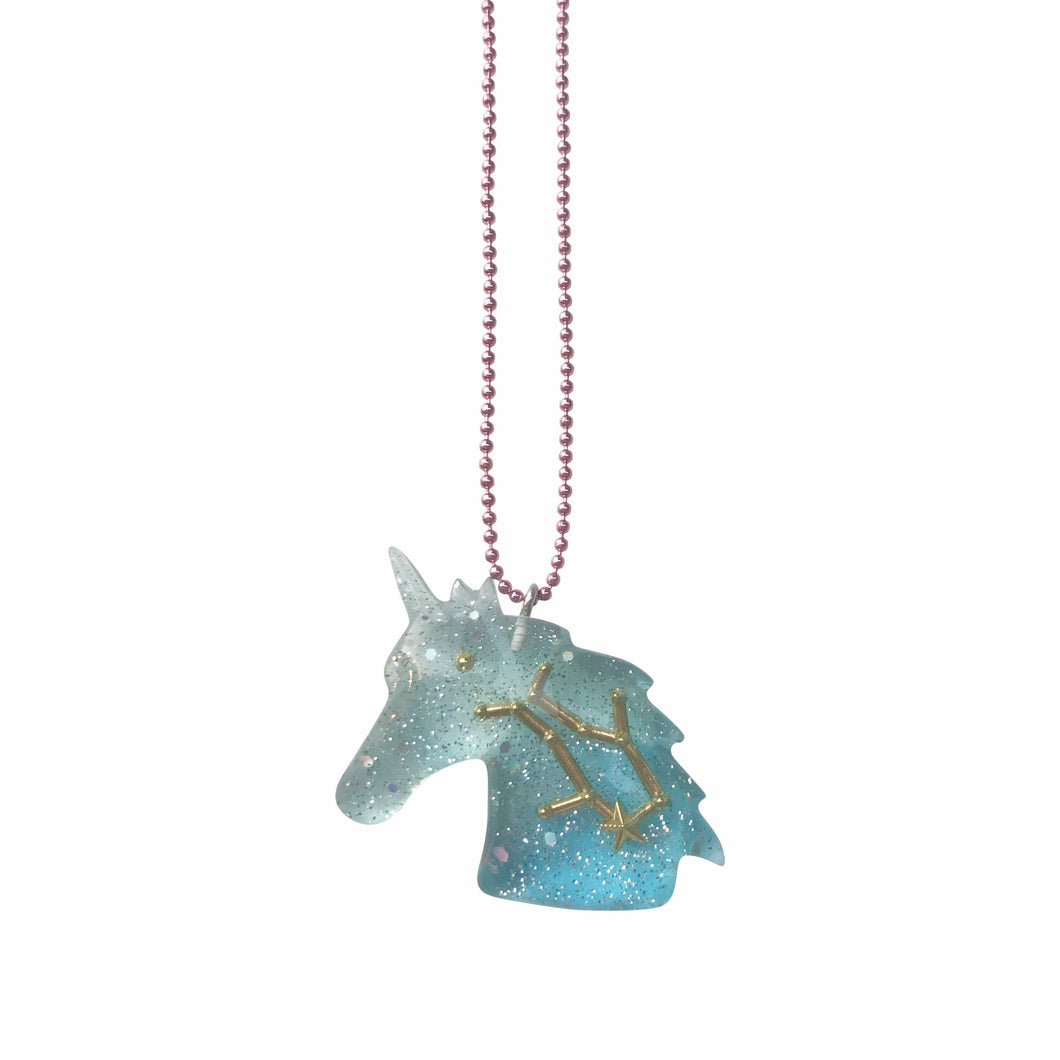 Ltd. Pop Cutie Unicorn Stars Necklaces -6 pcs. Wholesale