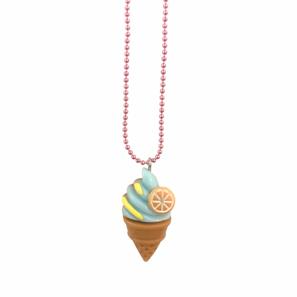 Pop Cutie Gacha Ice Cream Necklaces